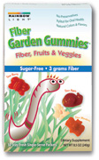 RAINBOW LIGHT: FIBER GARDEN GUMMIES 30PKTS