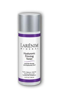 Larenim: Hyaluronic Priming Toner Lavender 5 oz