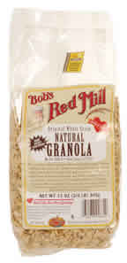 Bobs Red Mill: Granola,natural,no fat 12 OZ