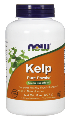 NOW: KELP POWDER NORWEGIAN  8 OZ 8 oz