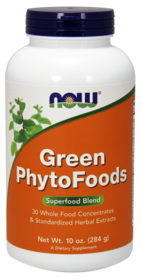 GREEN PHYTOFOODS POWDER  10 OZ, 10 oz