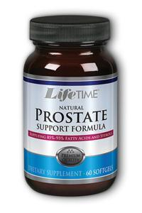 Life Time: Prostate Support Formula 60 ct Sg