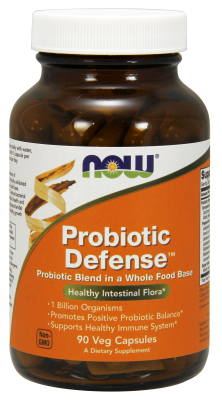 Probiotic Defense, 90 Vcaps