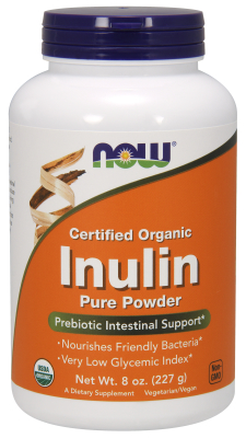 INULIN POWDER PURE FOS  8 OZ, 8 oz