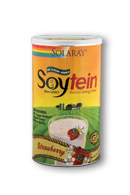 Solaray: Soytein Strawberry Protein Energy Meal 3 Pwd Strwbry