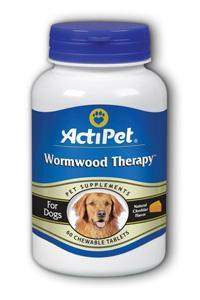 ActiPet: Wormwood Therapy 60 Chews Cheese