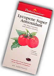NATURE'S WAY - Lycopene 60 softgels