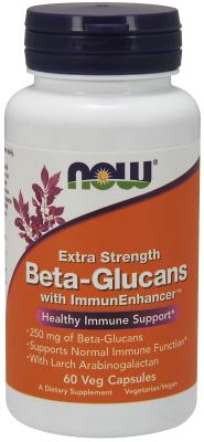 BETA 1-3/1-6 GLUCAN With IMMUNE ENHANCER, 60 VCAPS