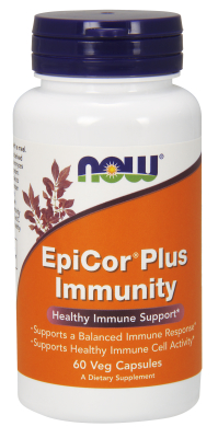 EpiCor Plus Immunity 60 Vcaps from NOW