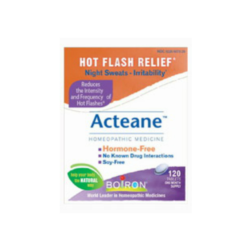 BOIRON: Acteane For Hot Flashes 120 tab