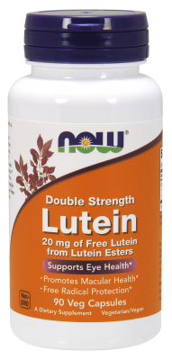 NOW: Lutein Esters 40mg 90 Vcaps