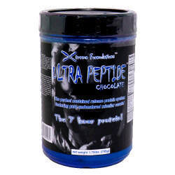 XTREME FORMULATIONS: Ultra Peptide Cookies and Cream 2 Lbs