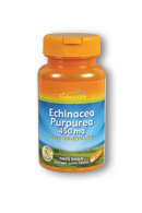 Thompson Nutritional: Echinacea purpurea root 450mg 60ct 450mg