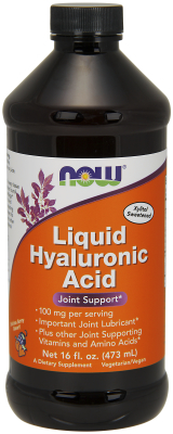 NOW: Liquid Hyaluronic Acid 100 mg 16 fl oz