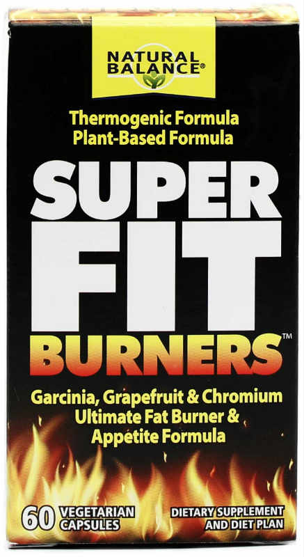 Super Fit Burners (Thermogenic Formula)