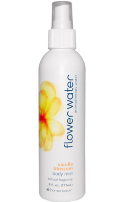HOME HEALTH: Vanilla Flower Water 6 oz