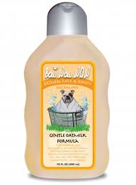 CARIBBEAN SOLUTIONS: Pet Shampoo Oatmeal Honey 16 oz