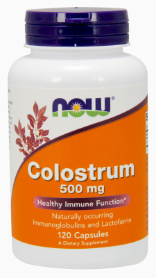 COLOSTRUM 500mg  120 CAPS, 120 CAPS