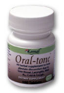 KOMAL HERBALS: Oraltone 100 tabs
