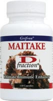 MAITAKE PRODUCTS INC: Grifron D-Fraction 120 caps