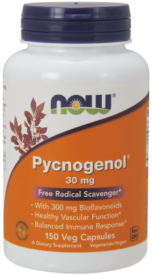 PYCNOGENOL 30mg  150 CAPS, 1