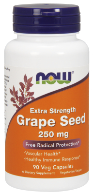 GRAPE SEED EXTRACT 250MG, 90 VCAPS