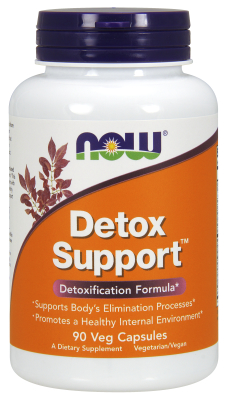DETOX SUPPORT BALCH  90 CAPS, 1
