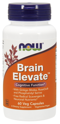 BRAIN ELEVATE FORMULA  60 VCAPS 60 vcaps from NOW
