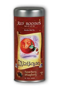 Miztique: Red Rooibos Moon Tea 35ct 1.6g
