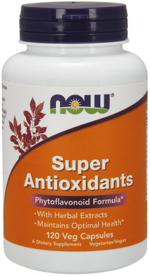 SUPER ANTIOXIDANTS  120 VCAPS, 1