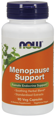 NOW: MENOPAUSE SUPPORT NEW  90 CAPS 1