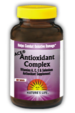 ACE Antioxidant Complex, 50ct