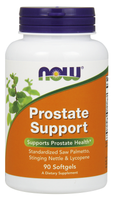 NOW: PROSTATE SUPPORT  90 SGEL 1