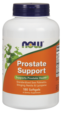 NOW: PROSTATE SUPPORT 180 SGEL 1