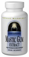 Source Naturals: Mastic Gum Extract 500mg 120 caps