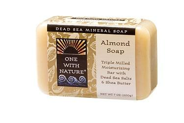 Almond Bar Soap, 7 oz