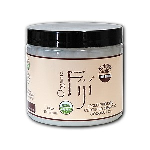 ORGANIC FIJI: Cold Pressed Cooking Oil 13 oz