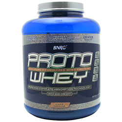 BIONUTRITIONAL RESEARCH GROUP: PROTO WHEY CAFE MOCHA 5LB 5 LB