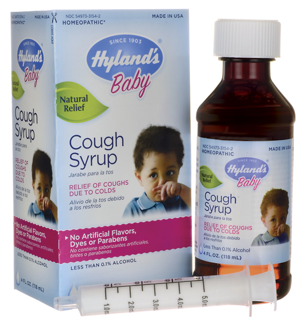 HYLANDS: Hyland's Baby Cough Syrup 4 oz