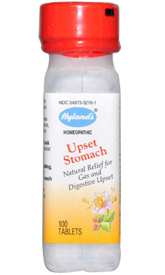 HYLANDS: Upset Stomach Tabs 100 tab