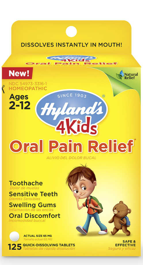 4 Kids Oral Pain Relief
