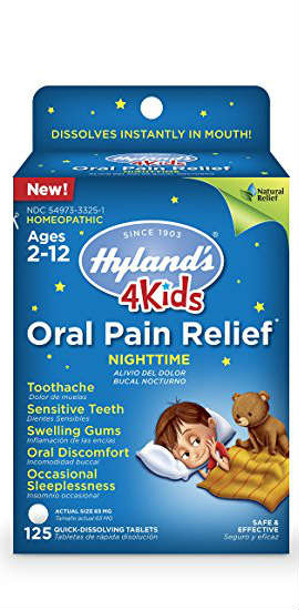 4 Kids Nighttime Oral Pain Relief