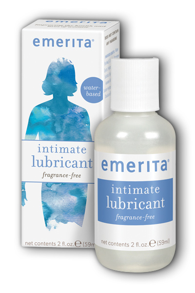EMERITA: Natural Lubricant 2 oz