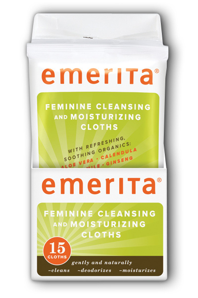 Feminine Cleansing And Moisturizing Cloths