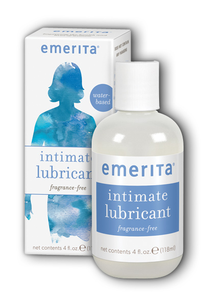 Emerita: Natural Lubricant 4 oz