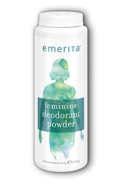 Feminine Deodorant Powder (Fragrance Free)