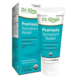 Psoriasis Symptom Relief Topical Cream