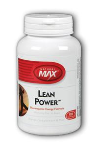 NaturalMax: Lean Power 120 Cap