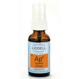 LIDDELL HOMEOPATHIC: Appetite Increase 1 oz