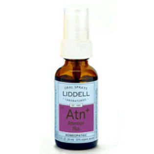 LIDDELL HOMEOPATHIC: Attention Plus 1 oz